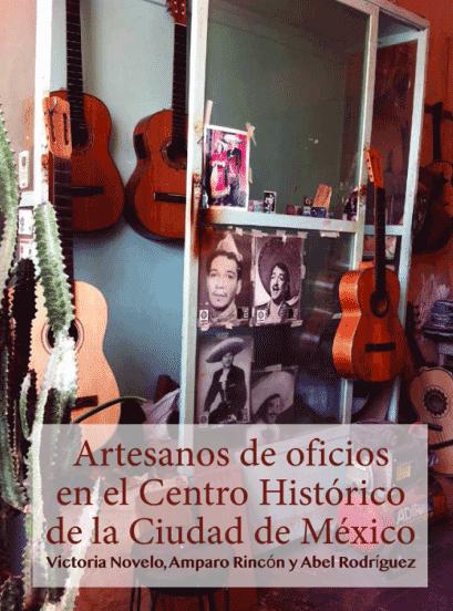 Artesanos de oficios en el centro histórico de la Ciudad de México